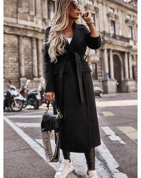 Kabát - kód 7989 - černá