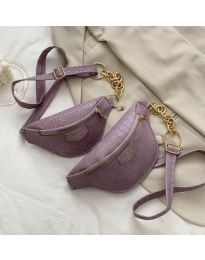 kabelka - kód B26/192 - fialová