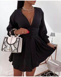 Šaty - kód 4343 - černá