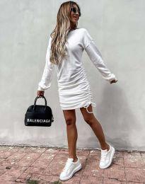 Šaty - kód 4951 - bíla