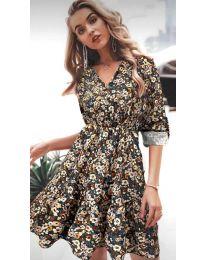 Šaty - kód 979 - 1 - barevné