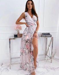 Šaty - kód 4801 - 2 - květinové