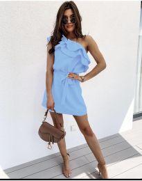 Šaty - kód 002 - modrý