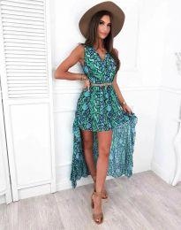 Šaty - kód 3207 - vícebarevné