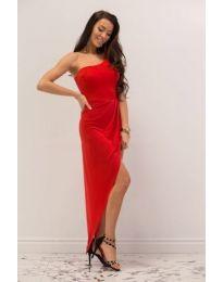 Šaty - kód 541 - červená