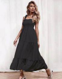 Šaty - kód 1729 - černá