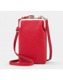 kabelka - kód B145 - červená