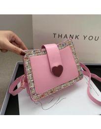kabelka - kód B117 - růžová