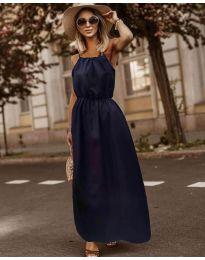 Šaty - kód 3323 - tmavě modrá