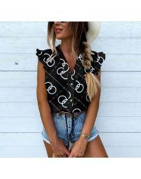 Košile - kód 458 - černá