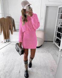 Šaty - kód 0235 - růžová