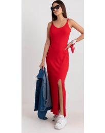 Šaty - kód 3000 - červená