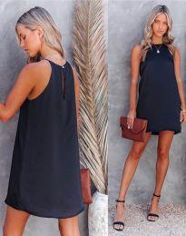Šaty - kód 2169 - černá