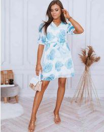 Šaty - kód 4082 - 1 - barevné