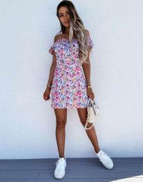 Šaty - kód 6251 - barevné