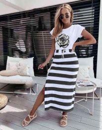 Šaty - kód 0232 - černá