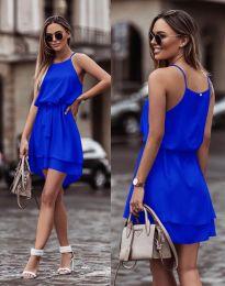 Šaty - kód 2104 - modrá