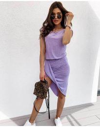 Šaty - kód 138 - fialová