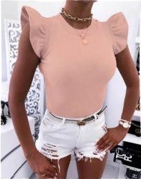 Tričko - kód 531 - růžová
