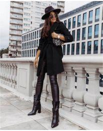 Kabát - kód 3839 - černá