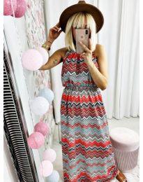 Šaty - kód 9856 - barevné