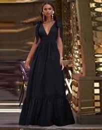 Šaty - kód 2743 - černá
