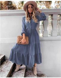 Šaty - kód 5150 - modrá