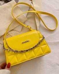 kabelka - kód B322 - žlutá