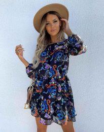 Šaty - kód 9275 - vícebarevné