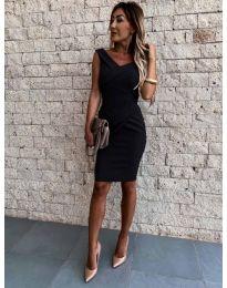 Šaty - kód 1104 - černá