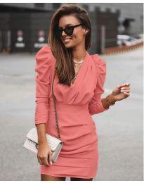 Šaty - kód 870 - coral