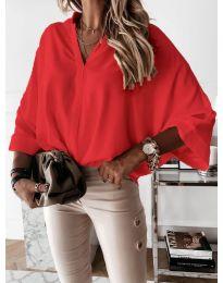 Košile - kód 5081 - červená