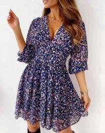Šaty - kód 8434 - vícebarevné
