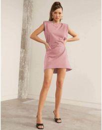 Šaty - kód 625 - pudrová
