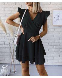 Šaty - kód 409 - černá