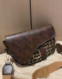 kabelka - kód B297 - hnědý
