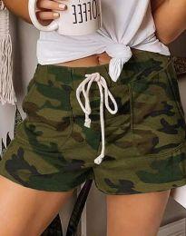 Krátké kalhoty - kód 0251 - 1 - kamufláž
