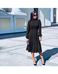 Šaty - kód 4572 - černá