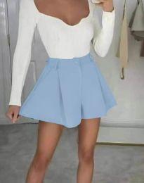 Krátké kalhoty - kód 1455 - modrý
