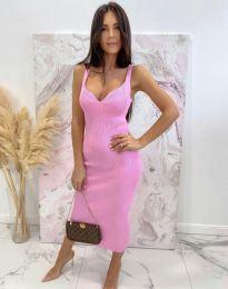 Šaty - kód 10033 - růžova