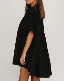 Šaty - kód 6464 - černá