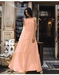 Šaty - kód 1105 - růžová