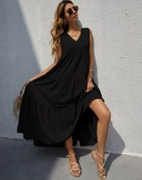 Šaty - kód 8149 - černá