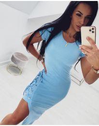 Šaty - kód 059 - modrý