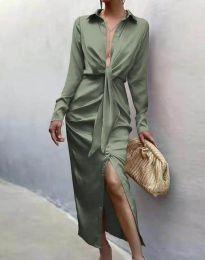 Šaty - kód 6459 - zelená