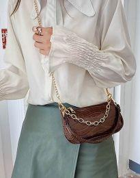 kabelka - kód B299 - hnědý