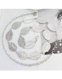 Pásky - kód Р81 - 3 - stříbro