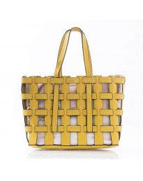 kabelka - kód LS563 - žlutá