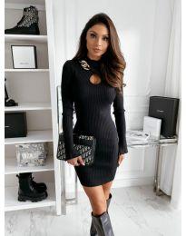 Šaty - kód 0771 - černá