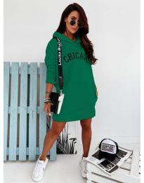 Šaty - kód 802 - zelená